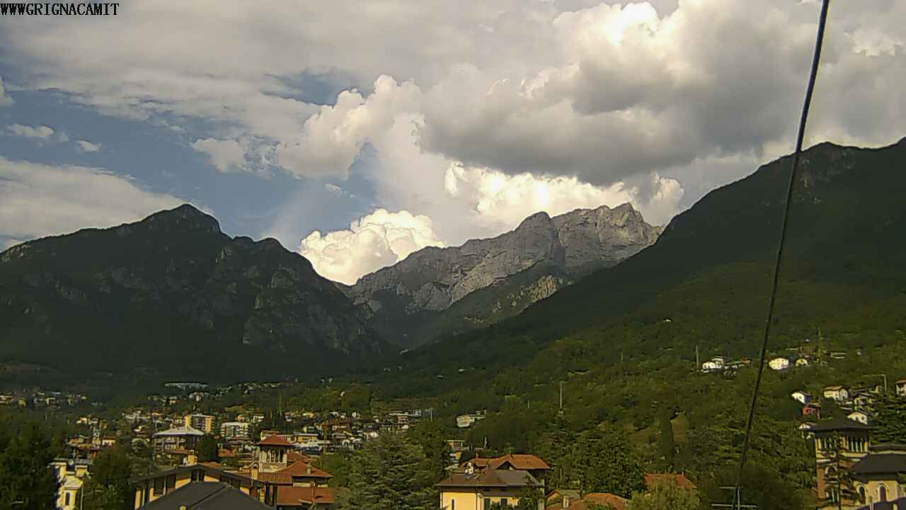 Webcam Cainallo - Esino Lario